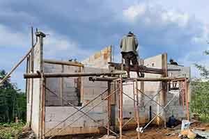 Progress Pembangunan APRIL 2021 Pekan 1