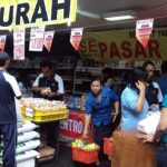 Pasar Modern Dekat Dpark City Malang