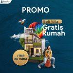 Buy 1 Get 1 Plus Trip Turki