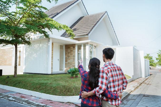 contoh rumah pertama untuk bujang gratis