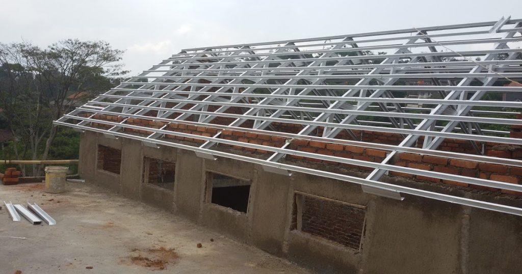 Model Instalasi - Memilih Atap Rumah