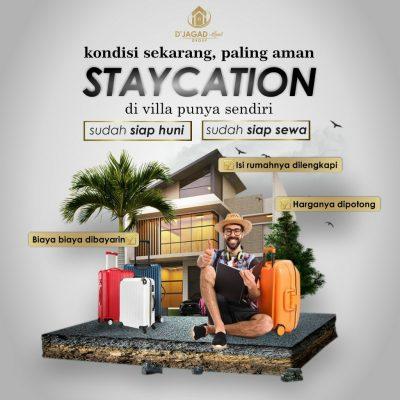 Promo Rumah Villa Dijual di Batu Malang Murah